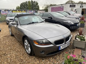Picture of 2003 BMW Z4 2.5 i Roadster 2dr