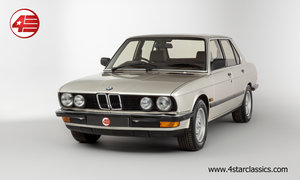 Picture of 1986 BMW E28 525e /// Sports Seats /// 2 Owners