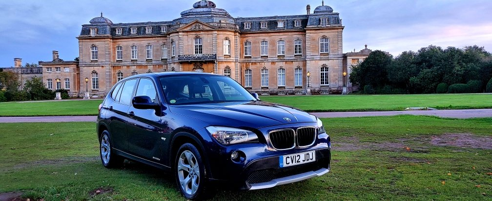 2012 BMW X1 SDRIVE20D SE, SPORT, TURBO DIESEL,6 SPEED MANUAL For Sale (picture 1 of 6)