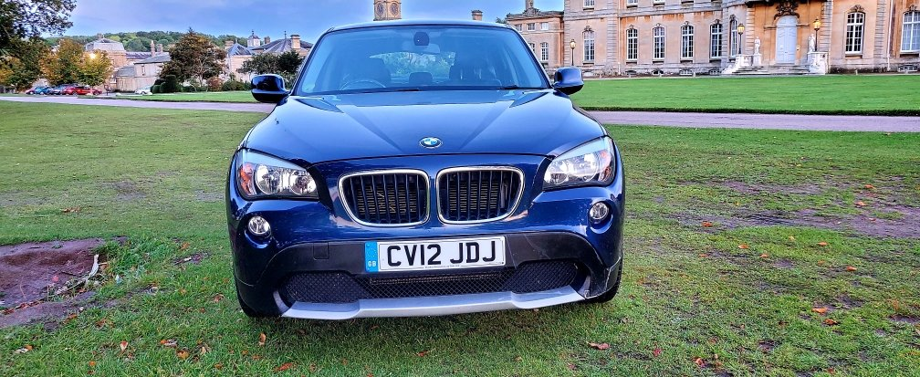 2012 BMW X1 SDRIVE20D SE, SPORT, TURBO DIESEL,6 SPEED MANUAL For Sale (picture 2 of 6)