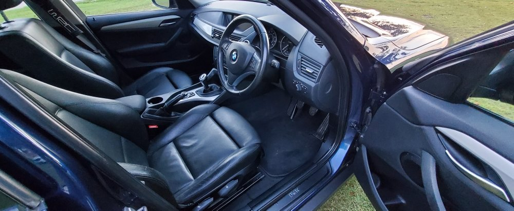 2012 BMW X1 SDRIVE20D SE, SPORT, TURBO DIESEL,6 SPEED MANUAL For Sale (picture 5 of 6)