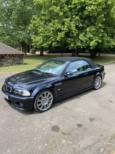 Picture of 2004 BMW E46 M3 convertible manual