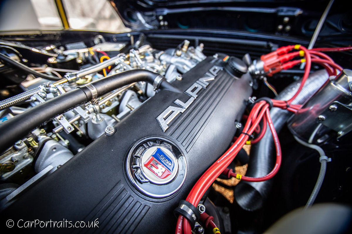 1973 BMW 3.0 CSL, UK RHD with City Pack. For Sale (picture 6 of 6)