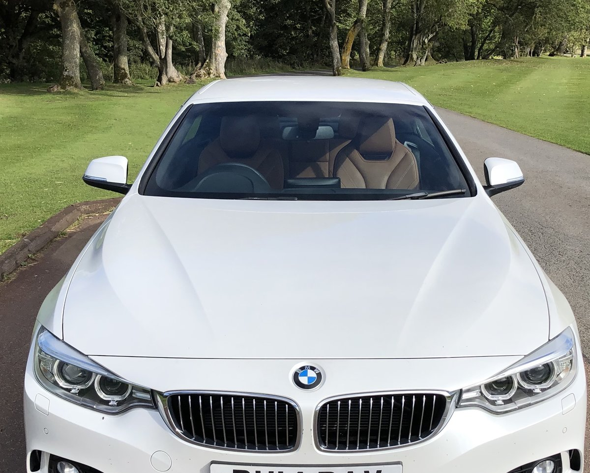 Picture of 2014 BMW F33 420d Luxury Convertible 2.0d 5250 miles For Sale