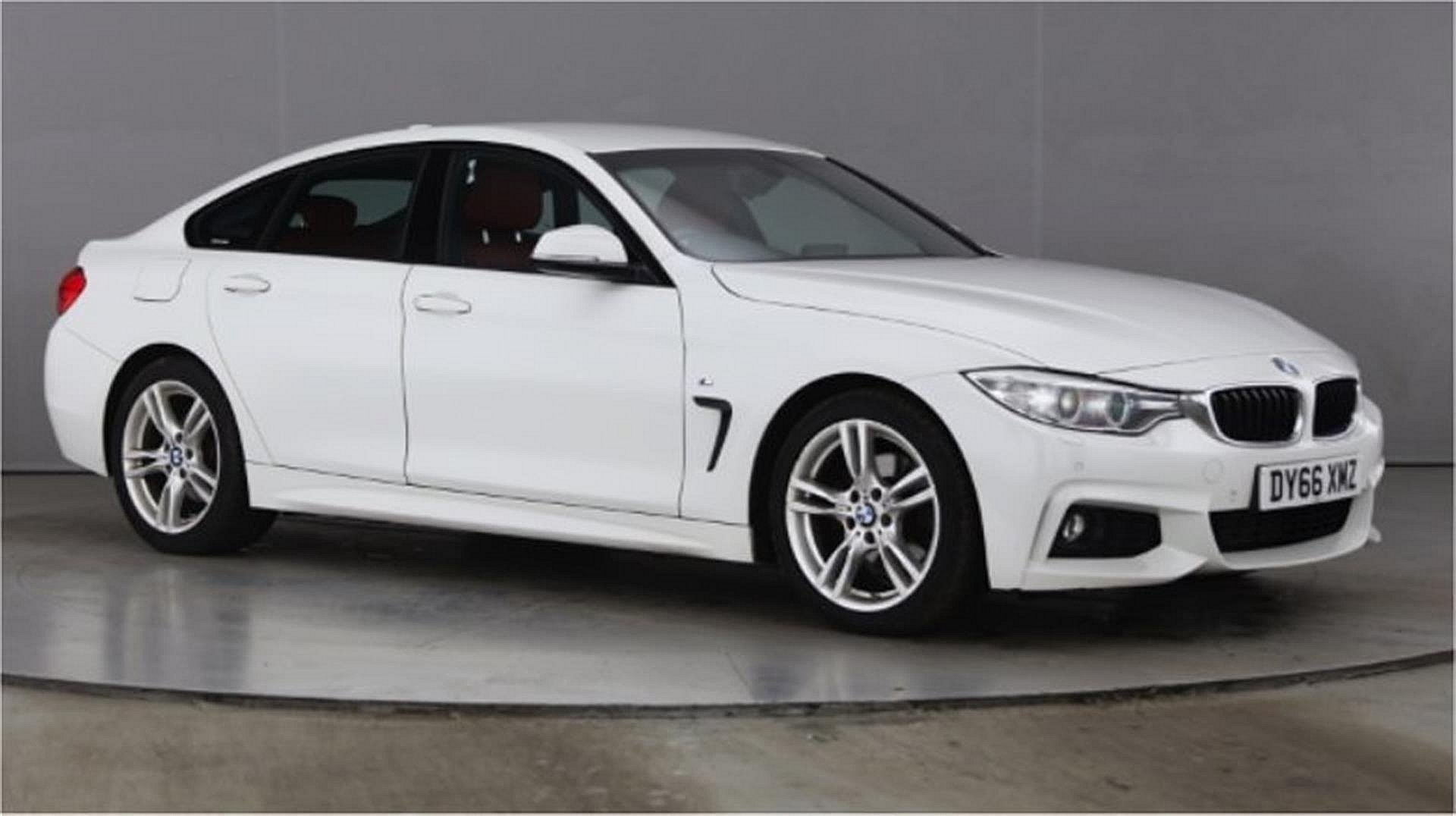 2016 BMW GRAN COUPE 420 D 2.0 190 M SPORT For Sale (picture 1 of 6)