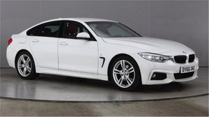 Picture of 2016 BMW GRAN COUPE 420 D 2.0 190 M SPORT For Sale