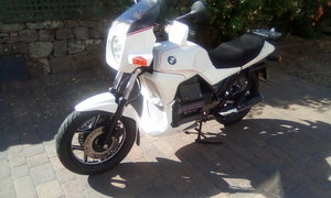 BMW K75C IN GOOD CONDITION