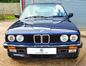 Picture of 1990 Only 39,000 Miles - 2 Owners - BMW E30 325i Convertible  SOLD