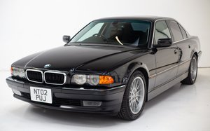 2001 BMW 735i (e38) 25,000 Miles, Best in the country!