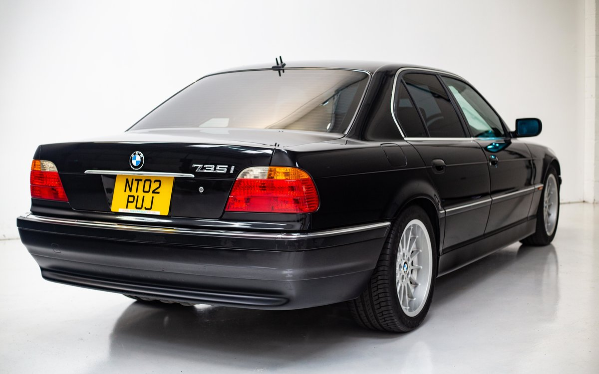 2001 BMW 735i (e38) 25,000 Miles, Best in the country! For Sale (picture 2 of 6)
