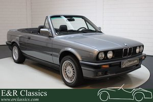 Picture of BMW 318i Cabriolet 1992 E30 Granitsilber new paint