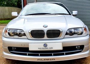 Picture of 2000 Stunning Alpina B3 3.3 - Only 75,000 Miles - 1 of 90 SOLD