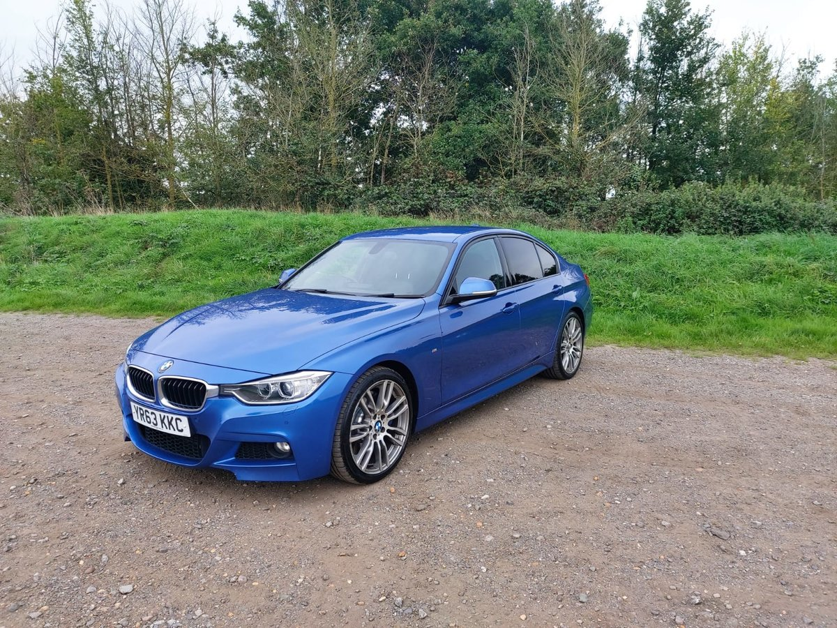 2013 BMW 330d M Sport 4dr Auto  For Sale (picture 1 of 6)