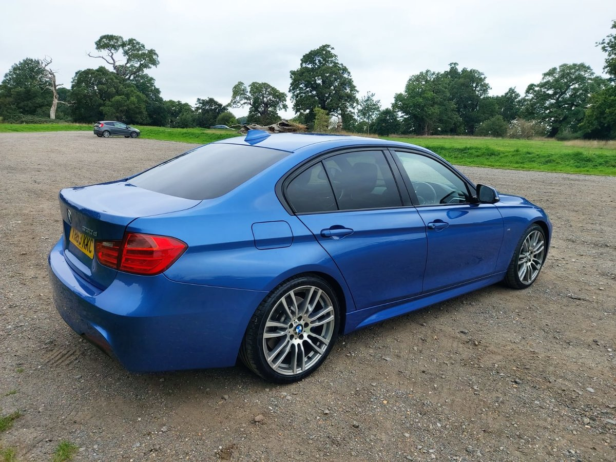 2013 BMW 330d M Sport 4dr Auto  For Sale (picture 3 of 6)