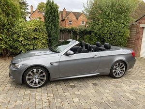 Picture of 2013 BMW M3 cabriolet 42k miles FBMWSH Last of the V8s