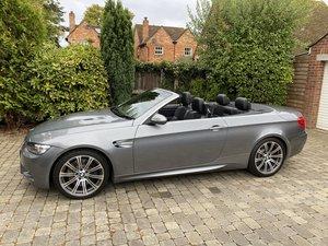 BMW M3 cabriolet 42k miles FBMWSH Last of the V8s