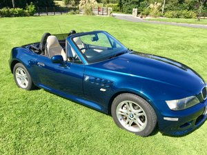 BMW, Z3, 2000, Manual, 6 Cylinder - UPDATE -