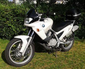 Picture of 1994 BMW F650 Funduro with Topbox VGC PX Swap For Sale