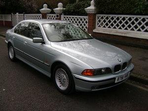 BMW E39 523i SE AUTO 76k MILES