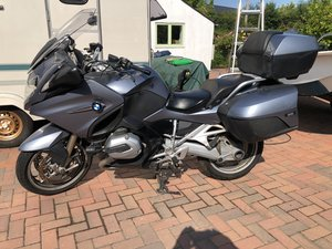 Picture of 2014 BMW R1200RT