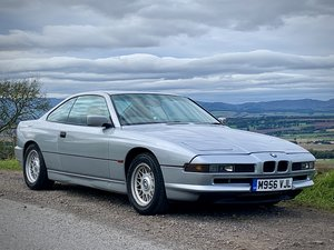 BMW E31 840 Ci 4.4l 2dr 8 Series Coupe