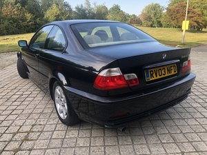 Picture of 2003 BMW 318ci se Auto GENIUN MILAGE