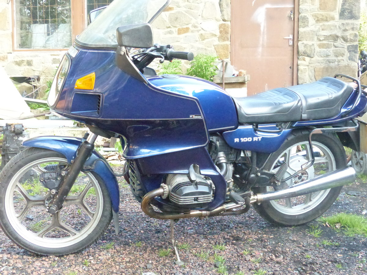 1988 BMW R100 For Sale (picture 1 of 6)