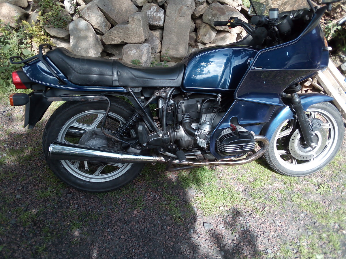 1988 BMW R100 For Sale (picture 6 of 6)