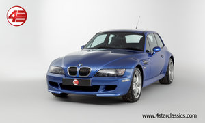 BMW Z3M Coupe /// 1 Former Keeper /// 39k Miles