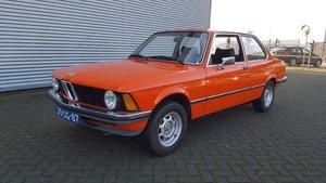 Picture of BMW 316 E21 1977 Phönix Orange