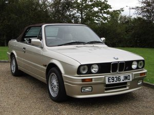 Picture of 1998 1988 BMW E30 325i Cabriolet at ACA 7th November