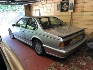 Manual Bmw 633 csi 115,000miles