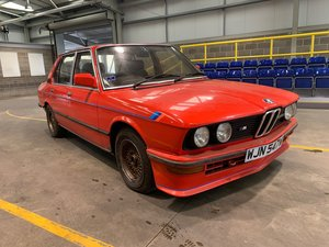 Picture of 1981 BMW M535i for sale @ EAMA Classic & Retro Auction 14NOV