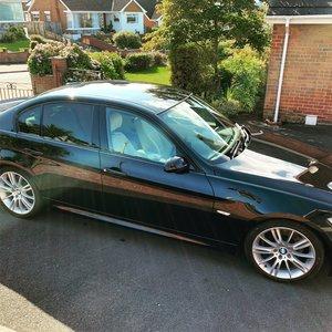 BMW 330i M-Sport N52 Engine
