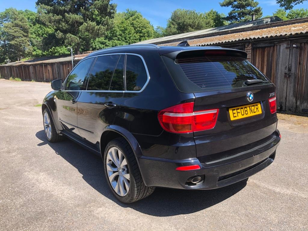 """2008 """"08 Plate """"BMW X5 3.0 SD Twin Turbo M Sport For Sale (picture 2 of 6)"""