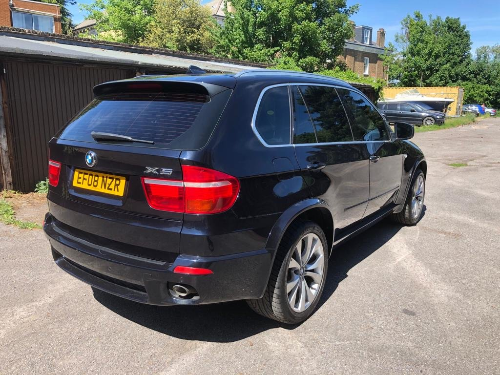 """2008 """"08 Plate """"BMW X5 3.0 SD Twin Turbo M Sport For Sale (picture 3 of 6)"""