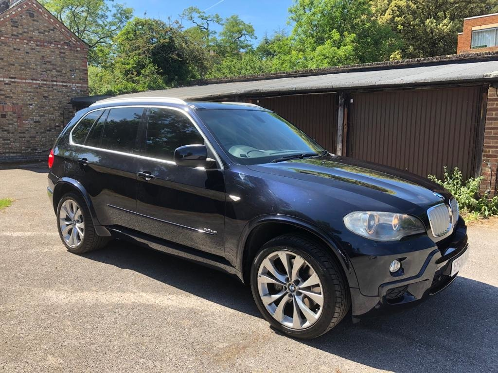 """2008 """"08 Plate """"BMW X5 3.0 SD Twin Turbo M Sport For Sale (picture 4 of 6)"""