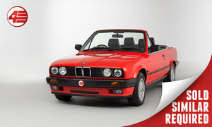 Picture of 1994 BMW E30 318i Cabriolet /// Just 45k Miles SOLD