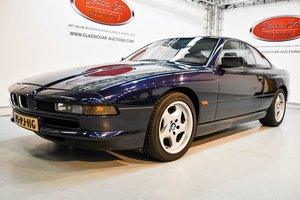 Picture of BMW 850Ci 5.0 V12 Automatic 1994 For Sale by Auction