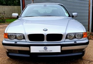 Picture of 2000 Only 41,000 Miles - BMW E38 740 4.4 V8 - Excellent example SOLD