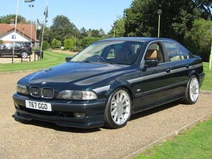 Picture of 1999 BMW E39 528i Hartge at ACA 7th November  For Sale by Auction