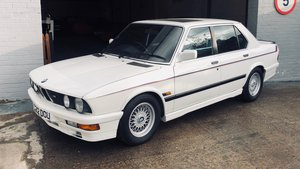 Picture of 1986 BMW M535i E28 dog leg manual SOLD