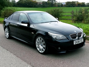 BMW 530i M SPORT // 103000 MILES // 1 OWNER // 11 STAMPS