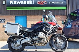 Picture of 2012 12 BMW R1200 GS ABS Adventure TU For Sale