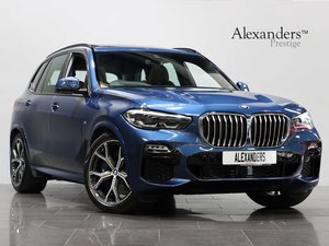 Picture of 2020 20 70 BMW X5 XDRIVE M SPORT 40I AUTO