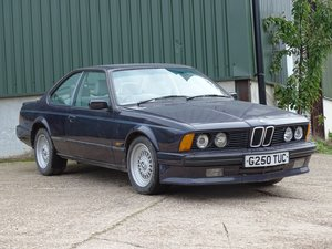 Picture of 1989 BMW 635 CSI