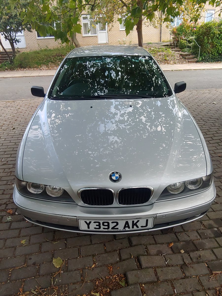 2001 Very well looked after 5 series BMW e39 For Sale (picture 2 of 6)