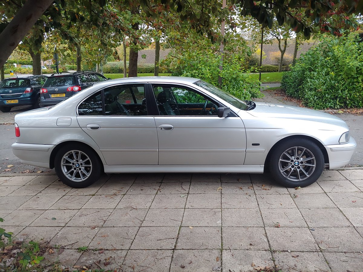 2001 Very well looked after 5 series BMW e39 For Sale (picture 4 of 6)