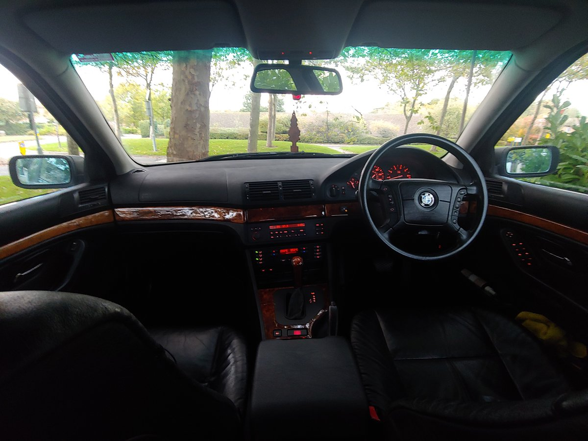 2001 Very well looked after 5 series BMW e39 For Sale (picture 5 of 6)