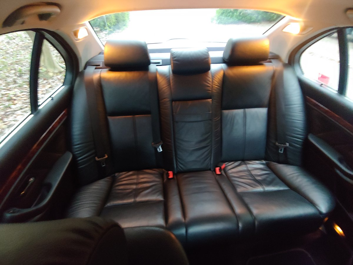 2001 Very well looked after 5 series BMW e39 For Sale (picture 6 of 6)